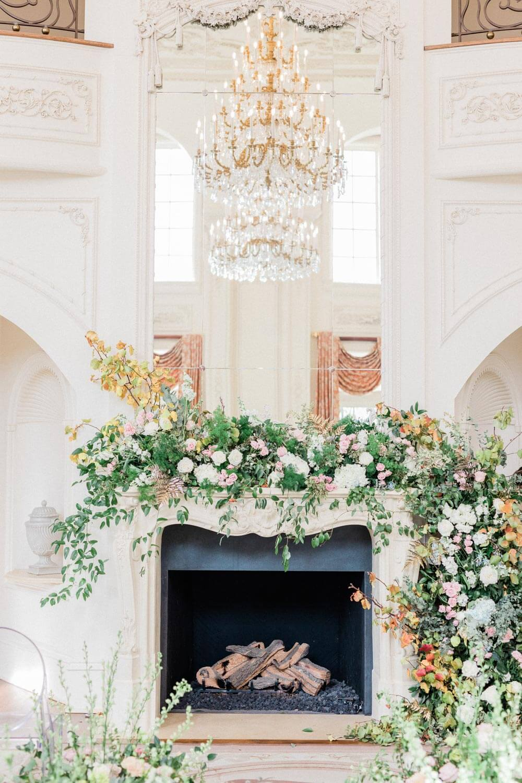 floral mantle